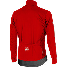 Castelli Raddoppia Jacket Men red